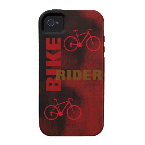 arte fresco de la bici iPhone 4/4S funda