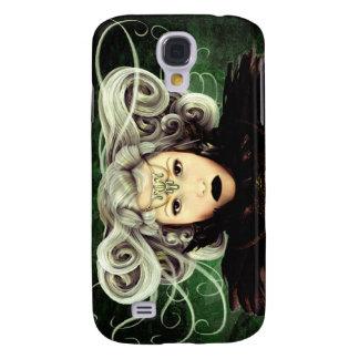arte gótico 3G Unamused Carcasa Para Galaxy S4