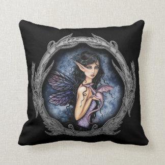 Arte gótico de hadas de la fantasía del dragón Ame Cojin