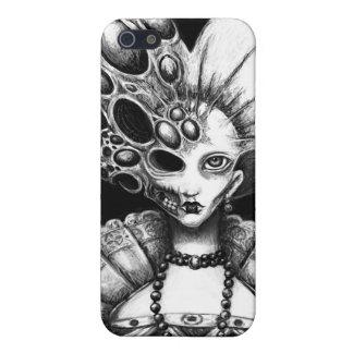 Arte gótico de Laura Moran iPhone 5 Carcasa