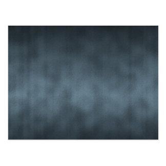 Arte gótico del fondo de Ombre del gris de acero Postal
