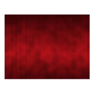 Arte gótico rojo del fondo de Ombre Postal