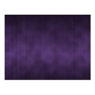 Arte gótico violeta del fondo de Ombre Postales