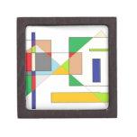 Arte gráfico cajas de joyas de calidad