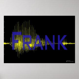 Arte gráfico de Frank Sononome Posters