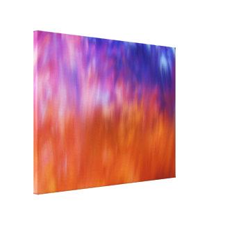 Arte ideal de Digitaces del extracto de la cortina Lona Envuelta Para Galerías