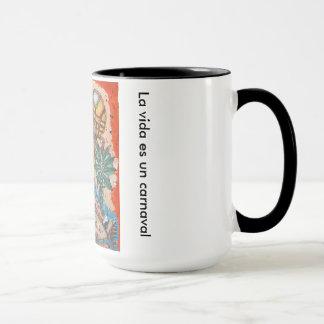 Arte in the taza mug