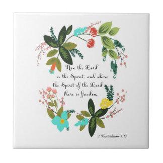 Arte inspirado cristiano - 1 3 17 de los azulejos