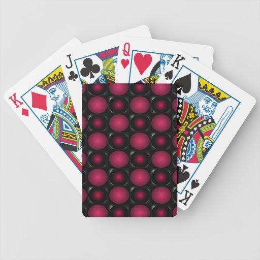 Arte inusual interesante del cricketdiane de las b cartas de juego