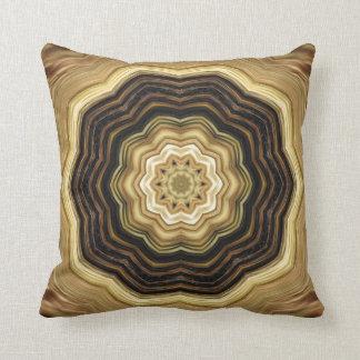 Arte islámico geométrico almohada