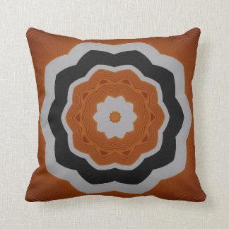 Arte islámico geométrico almohadas