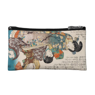 Arte japonés de las señoras del ukiyo-e dos clásic