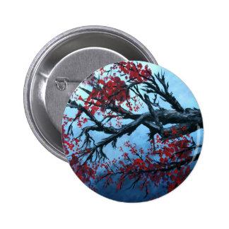 arte japonés de oriental del árbol de la flor de l pins