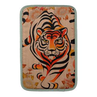 arte japonés del tigre fundas macbook air