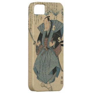 Arte japonés del vintage circa del caso 1824 del iPhone 5 funda