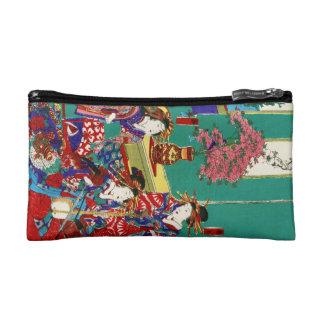 Arte japonés fresco de la señora del geisha del uk