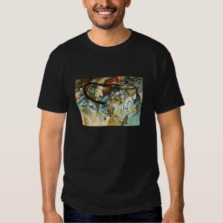 arte kandinsky del abract poleras