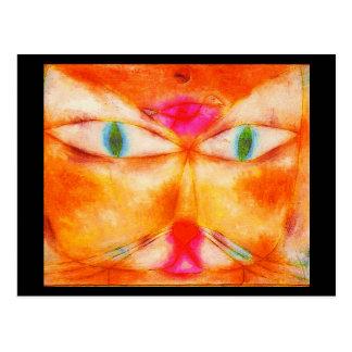 Arte-Klee Postal-Clásico 10 Postal