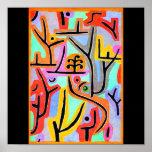 Arte-Klee Poster-Clásico 24