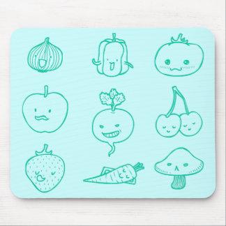 Arte lindo Mousepad del Doodle de la vida del vega Tapete De Raton