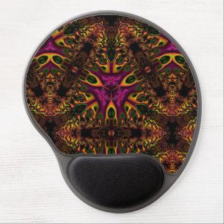Arte loco del fractal alfombrilla gel