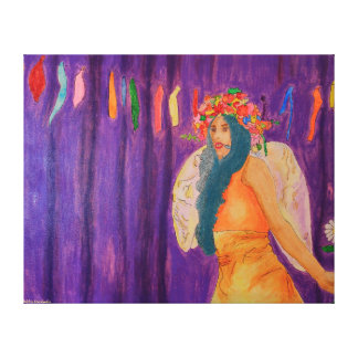 Arte - lona envuelta - por Debbie Davidsohn - Impresiones De Lienzo