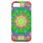Arte macro abstracto: Sonidos cristalinos iPhone 5 Coberturas