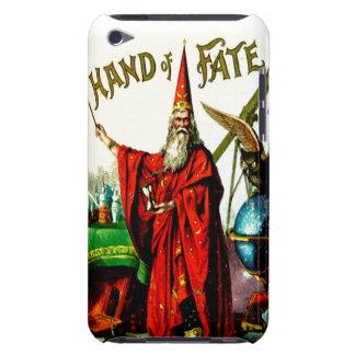 Arte mágico de la etiqueta de Litho del sino de Funda Para iPod De Case-Mate