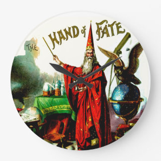 Arte mágico de la etiqueta de Litho del sino de ME Relojes
