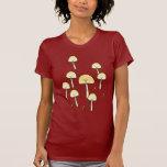 Arte mágico del Doodle de las setas Camiseta