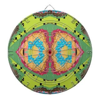 Arte mágico tablero de dardos