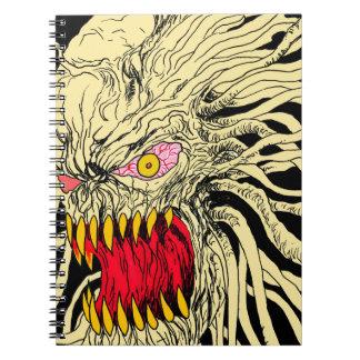 Arte malvado del demonio de Headz