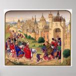 Arte medieval posters