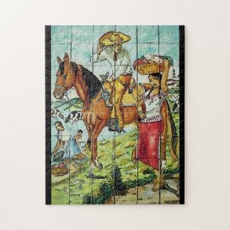 Arte mexicano Decco Puzzle
