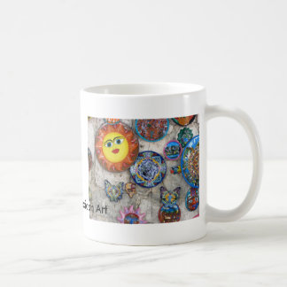 arte mexicano taza clásica
