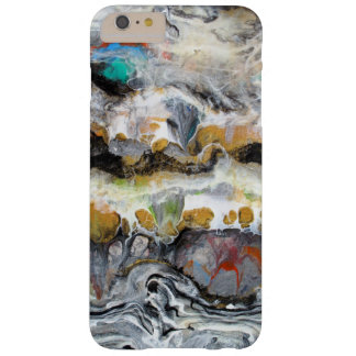 Arte mineral funda para iPhone 6 plus barely there