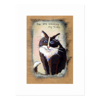 Arte minúsculo # 303 - arte pasmado de la pintura postales