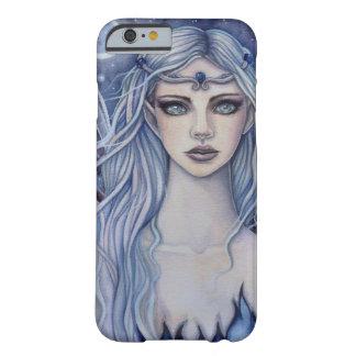 Arte místico de hadas de la fantasía del zafiro funda barely there iPhone 6
