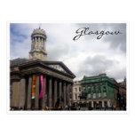 arte moderno de la galería de Glasgow Tarjeta Postal