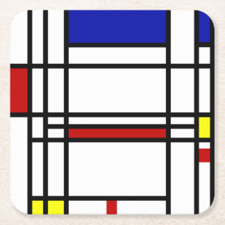 Arte moderno de Mondrian