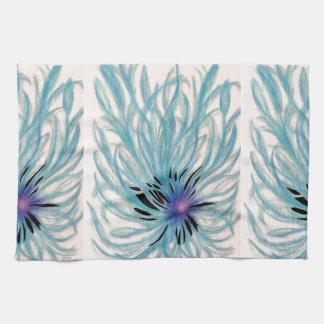 Arte moderno del extracto de la matriz de la energ toallas de mano