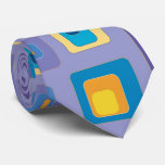 arte moderno del lazo cubista corbata