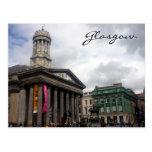 arte moderno Glasgow de la galería Tarjeta Postal