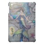 Arte Molly Harrison de la fantasía de la sirena y