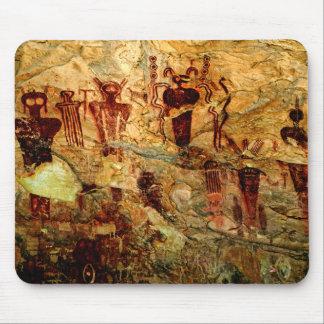 Arte Mousepad de la roca de Utah