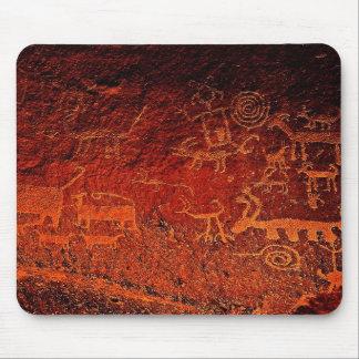 Arte Mousepad de la roca Alfombrillas De Ratones