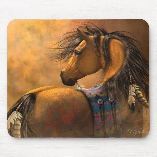 Arte Mousepad del oro de Kiowa