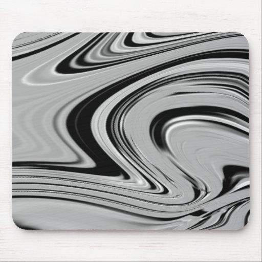 Arte Mousepad geométrico del fractal Tapetes De Ratones