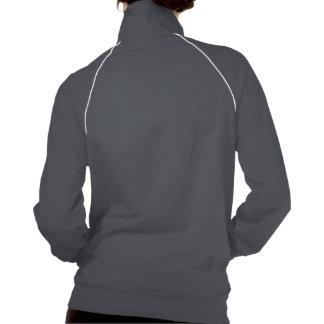 Arte negro del galgo chaquetas