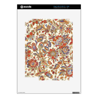 arte ningún del batik 1 iPad 2 skin